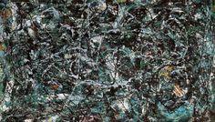 Jackson Pollock, Full Fathom Five, 1947