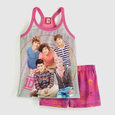 one direction pjs