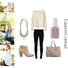 """Lauren Conrad style"" by fridelicious on Polyvore"