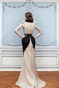 Ulyana Sergeenko-Haute Couture SS 2013-Lookbook-Nick Suhkevich-13