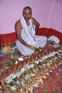 The Hindu final homage for the deceased family member is important for all Hindus.