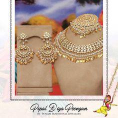 Fancy Jewellery, Gold Jewellery Design, Stylish Jewelry, Gold Jewelry, Bridal Jewellery, Bohemian Jewelry, Indian Wedding Jewelry, Cowgirl Clothing, Cowgirl Fashion