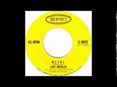 JANE MORGAN - MAY BE 1965 Epic 9819