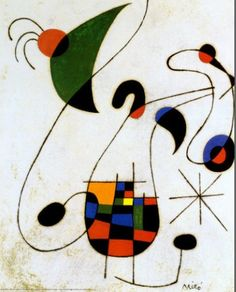 Find all your Joan Miro information here: paintings, posters, artwork, biography and pictures. Joan Miro Art is the premier destination for all things Joan Miró! Joan Miro Paintings, Picasso Paintings, Spanish Painters, Spanish Artists, Spanish Dancer, Art Plastique, Famous Artists, Oeuvre D'art, Modern Art