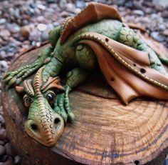 feythcrafts dragon, sweet!