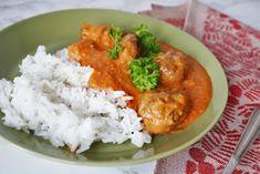 Linssinööri: Härkis kofta masala Garam Masala, Vegetarian Recipes, Curry, Meat, Chicken, Ethnic Recipes, Curries, Cubs, Vegetable Dip Recipes