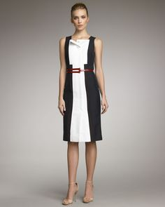 carolina-herrera-white-colorblock-dress-product-1-2635976-503875617.jpeg (1200×1500)
