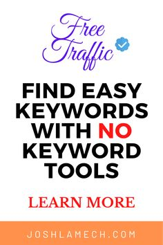 In this video you will learn how to do keyword research for your blog for free with no website using 100% free research tools. #Keywordtools #keywordforbloggers #keywordresearch