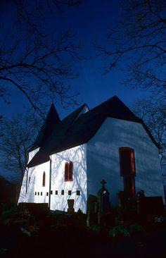Daun (kapelle am Weinfelder Maar) RP DE Eifel Germany, Cabin, House Styles, Rhineland Palatinate, Hessen, Wilderness, Woodland Forest, Germany, Cabins