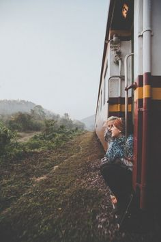 J'adore me donner un thème et faire des recherches sur Pinterest dans le but de trouver de jolies jolies photos. Cette fois-ci je me suis mis dans les oreilles l'excellent album For Emma, Forever Ago de Bon Iver et je me suis mis à chercher des photos qui donnent le goût de partir en voyage. …