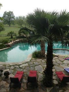 Texas Hill Country Style!