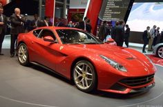 Ferrari F12berlinetta...Geneva