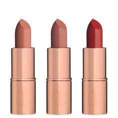 Charlotte Tilbury K.I.S.S.I.N.G Mini Lipstick Charms | Beautylish