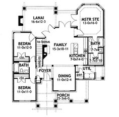 Family Room Floor Plan kitchen family room layout dining room design layout floor plan Main Floor I Cant Say Enough About This Floor Plan The Master