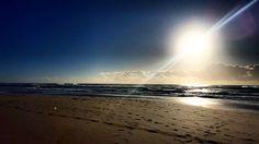 Morning beach walk ----------------------------------------- Surfers Paradise Beach ----------------------------------------- #sun #sunrise #clouds #bright#sky #goldcoast  #photos #blue #photooftheday #photo #photographer #photograph #colour  #photographie #streetphotography #surfersparadisebeach #beach #white #wind #photography #city #surfersparadise #skies #cloud #light #shine #ocean #colourful #waves #travel by hmfsol http://ift.tt/1PI0tin