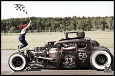 Bottrop Kustom Kulture 2010 by THE PIXELEYE // Dirk Behlau, via Flickr