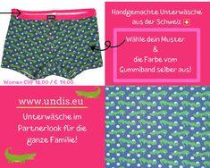 UNDIS www.undis.eu Bunte, lustige und witzige Boxershorts & Unterhosen im Partnerlook für Männer, Frauen und Kinder. #undis #bunte #kinderboxershorts #lustigeboxershorts #boxershorts #frauenunterwäsche #männerboxershorts #männerunterwäsche #herrenboxershorts #kinder #bunteboxershorts #unterwäsche #handgemacht #verschenken #familie #partnerlook #mensfashion #lustige #valentinstaggeschenk #geschenksidee #eltern #vatertagsgeschenk Bunt, Underwear, Clips, Fashion, Funny Underwear, Gift Ideas For Women, Men's Boxer Briefs, Guy Gifts, Valentine Gift For Him