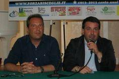 NICOLA CANONICO DOPO L'INTERVISTA DI SPINA A BISCEGLIE IN DIRETTA: «MERCOLEDI' LASCIO IL TITOLO»