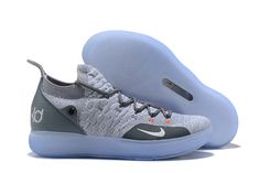 0b22d09b3 Nike KD 11 Cool Grey Wolf Grey-Pure Platinum AO2604-002