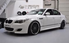 PRIOR-DESIGN PDM5 Aerodynamic-Kit for BMW 5-Series [E60] - PRIOR-DESIGN Exclusive Tuning