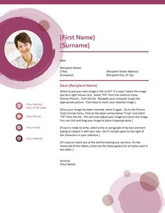 Make your resume or curriculum vitae (CV) stand out with one of these free, eye-catching templates and matching cover letters in Word that showcase your skills and work history. Creative Cover Letter, Simple Cover Letter Template, Professional Cover Letter Template, Cover Letter Format, Letter Template Word, Free Cover Letter, Writing A Cover Letter, Resume Layout, Resume Design