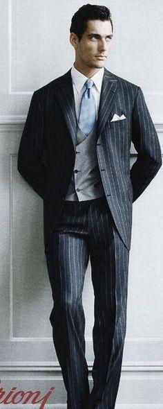 David Gandy photo shoot