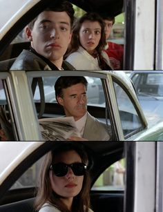 Ferris Bueller's Day Off (1986), Directed by John Hughes