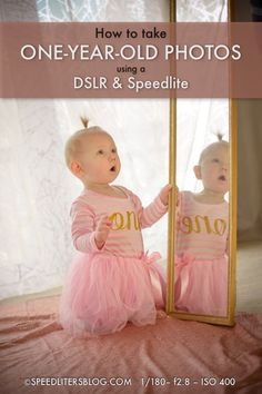 Check out how I take 1 year old photos using natural light and canon's speedlites! Click for more details including aperture, shutter speed, ISO and more photos! Taken with Canon 6D DSLR, canon 600EX-RT or 430, Sigma 70-200 2.8, and umbrella soft box.