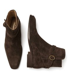 Shewsbury Jodhpur Boot from Paul Stuart