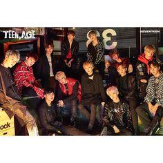 SEVENTEEN 2ND ALBUM 'TEEN, AGE' CONCEPT PHOTO 04 2017.11.06 Release #SEVENTEEN #세븐틴 #TEEN_AGE #20171106_6PM