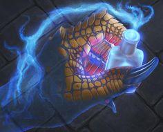 Chaotic TCG: Ghost Elixir by stonewurks.deviantart.com on @DeviantArt