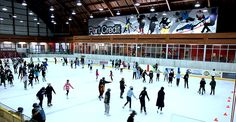 Field Trip took place at the Port Credit Arena. Bringing us closer together as a community.