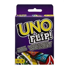 Uno Card Game, Uno Cards, Flip Cards, Super Mario Bros, Poker, Classic Card Games, Family Card Games, Action Cards, Mattel