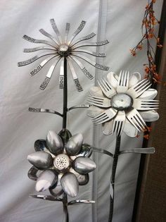 cutlery recycled
