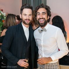 Da Vinci's Demons: new FOX TV Sweden launch party photos & interview | Tom Riley
