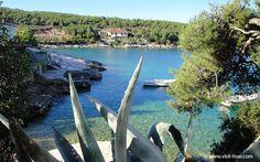 Bay Jagodna beach - Brusje - Island Hvar