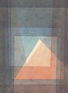Paul Klee Pyramid 1930