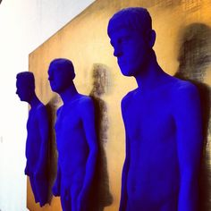 Yves Klein, (1928 – 1962) was a French artist considered an important figure in post-war European art. He is the leading member of the French artistic movement of Nouveau réalisme founded in 1960 by art critic Pierre Restany. Klein was a pioneer in the development of Performance art, and is seen as an inspiration to and as a forerunner of Minimal art, as well as Pop art.