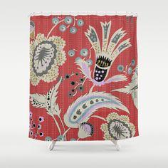 Karan Shower Curtain by Simi Design - $68.00