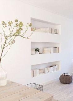 Interieur   Nis in de muur - Woonblog StijlvolStyling.com