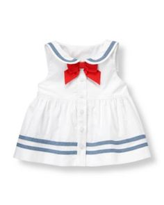 Janie and Jack - Vintage Chic 2014 Sailor Top 2(S)