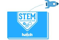 Teaching STEM doesn't have to be scary! Bring STEM into your preschool classroom with this activity guide!