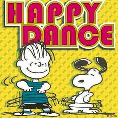 Get your Groove On today with Snoopy & friends.Move Your Body-Snoopy Style~ 339 www. Snoopy Cartoon, Snoopy Comics, Peanuts Cartoon, Peanuts Snoopy, Garfield Cartoon, Snoopy Happy Dance, Snoopy Love, Charlie Brown And Snoopy, Snoopy And Woodstock