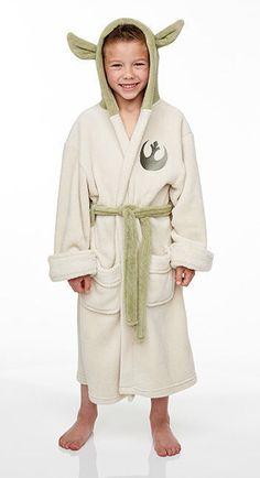 Star Wars last jedi Dressing Gown kids Boys Star Wars Darth Vader Bath Robe belt