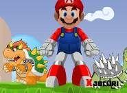 Slot Online, Super Mario, Ronald Mcdonald, Robot, Fictional Characters, Robots, Fantasy Characters