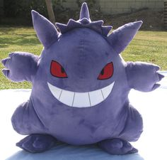 Gengar sold by TigressGraphics. Shop more products from TigressGraphics on Storenvy, the home of independent small businesses all over the world.