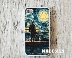 Starry Fall Sherlock Design for iPhone 4/4s iPhone by MXdesignz, $14.85