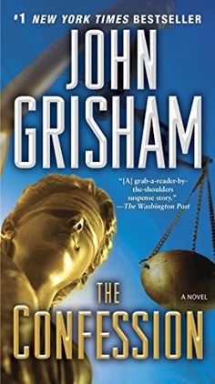The Confession: A Novel by John Grisham https://smile.amazon.com/dp/B0042XA37Q/ref=cm_sw_r_pi_dp_x_QqCWzb0ACXKV5