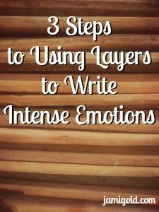 """#amWriting  Writing intense emotions can be difficult, especially when the character is so overwhelmed as to be """"numb."""" Follow these 3 steps."""