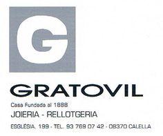 Logo de ECR SAMPOS ER-680 - Joieria Rellotgeria GRATOVIL - Calella